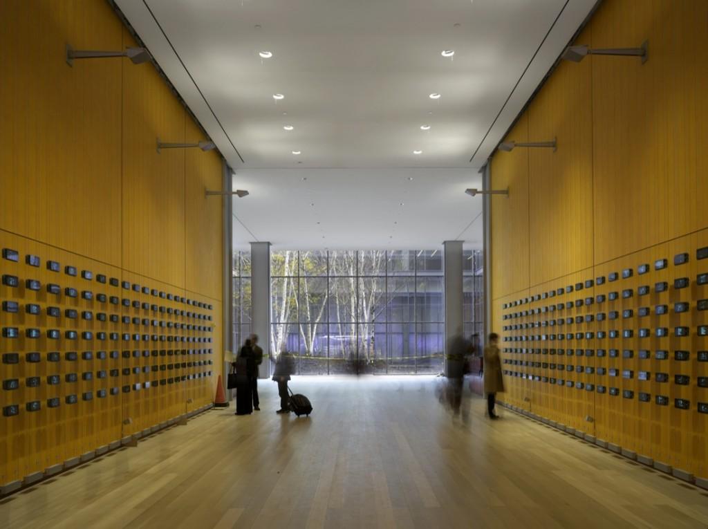 Lobby hall acceso